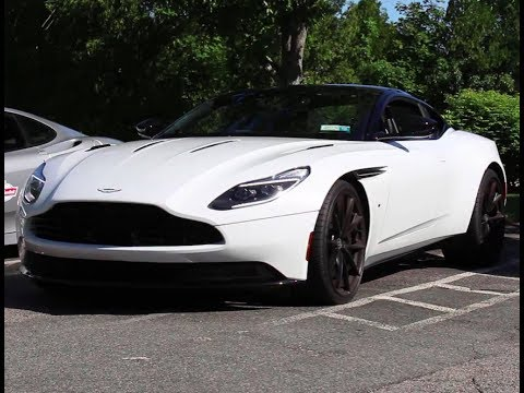 Cars & Coffee at McLaren Boston June 3rd - Loud Accelerations, Aston Martin DB11, Ford GT + More