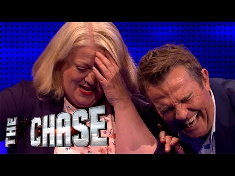 The Chase Funniest Moments | Sometimes The Chasers Make Mistakes...