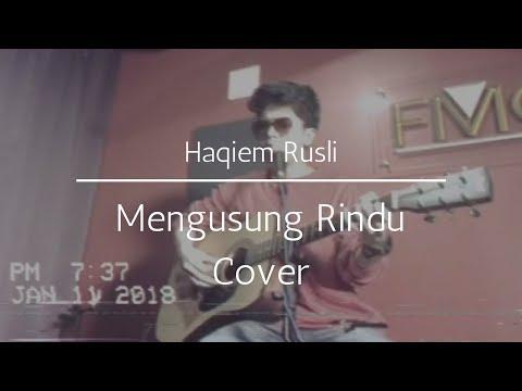 SEDAP Tak Terkata Haqiem Rusli Cover Lagu Mengusung Rindu