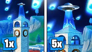 NEW 'Alien Invasion' to replace 'Meteor Strike on Tilted Towers' coming soon! (Season 4 NEW MAP!)
