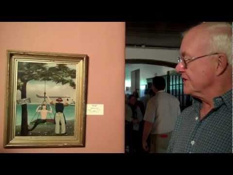 Ralph Cahoon painting - Bradford Trust Fine Art