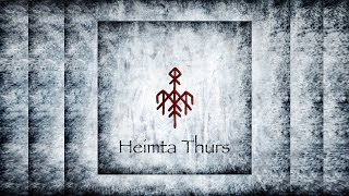 Wardruna Heimta Thurs Lyrics HD Quality