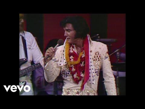 Elvis Presley - A Big Hunk O' Love (Aloha From Hawaii, Live in Honolulu, 1973)