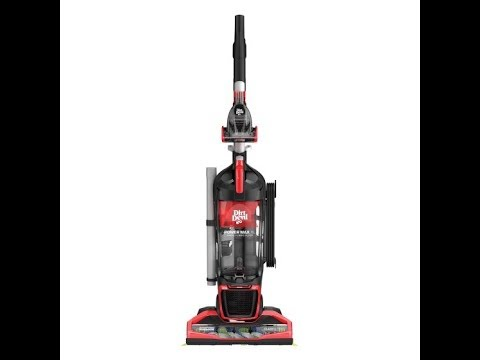 How To: Put Together A Dirt Devil Power Max XL Bagless Upright Vacuum And Review