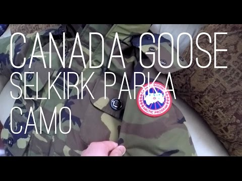 Canada Goose kensington parka replica 2016 - 2015 Canada Goose-Men's Selkirk Parka Moosejaw Review - YouTube