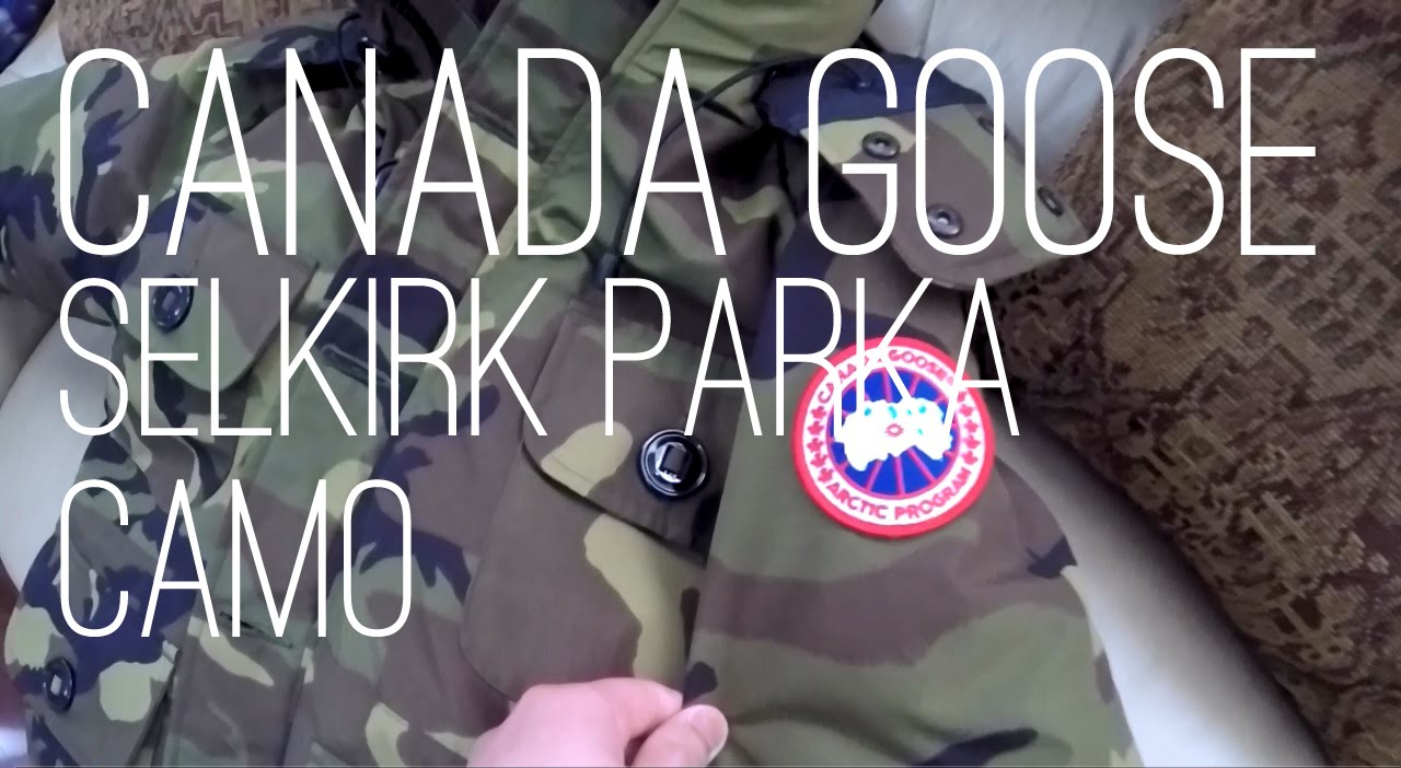 Canada Goose victoria parka outlet 2016 - EXCLUSIVE CANADA GOOSE JACKET! REVIEW & FITTING 2016-08-16