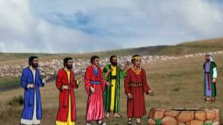 Bible Stories - Joseph Is Sold Into Egypt