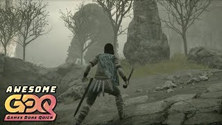 Shadow Of The Colossus (2018) By Churchneoh In 37:58   Agdq2019