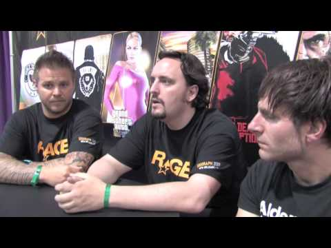 The Art Institutes Interviews Rockstar Games at SIGGRAPH 2009 (Part 2 of 2)