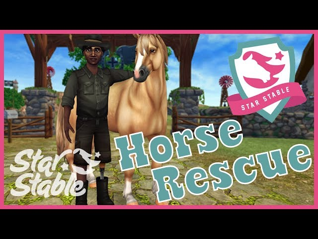 Star Stable's New South Hoof Horse Rescue