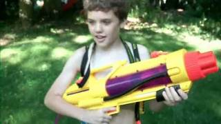 Super Soaker CPS 3200 review