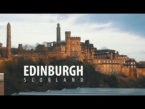 Edinburgh | Travel Film