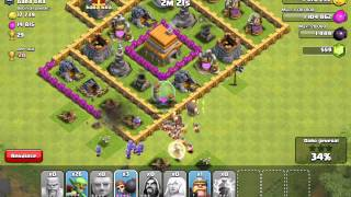 Clash of Clans (Gameplay for Android) # Parte 1