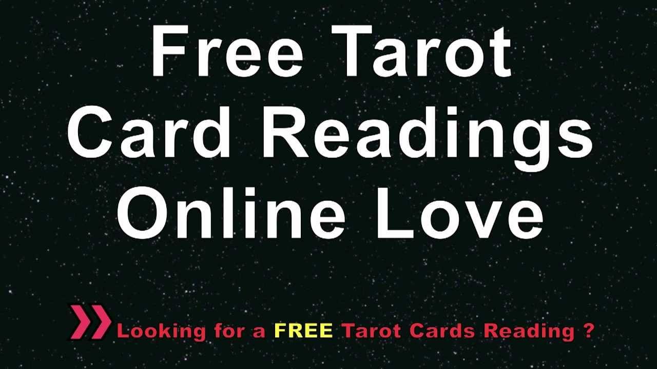 Free Tarot Card Readings Online Love @ free777reading com
