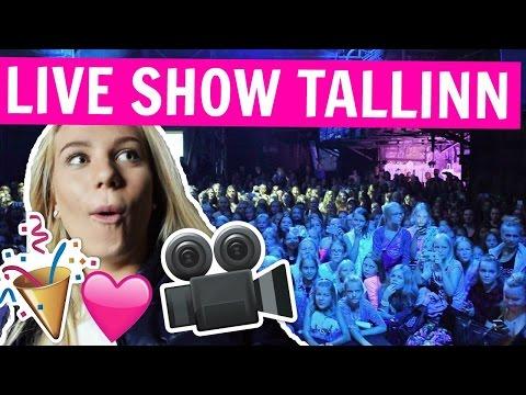 Eesti Youtuberid Live Tallinn #vlog