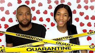 Download Lasizwe Dambuza Comedy - Quarantining with Bae - WORST Decision EVER ( Don't do it) Lasizwe Dambuza