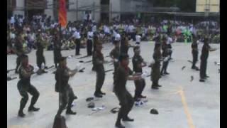 matikas silent drill part 3 dance