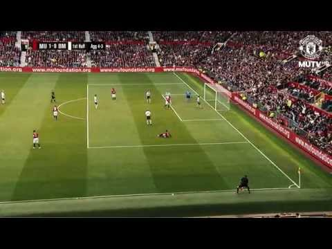 #LegendsAreBack Manchester United vs Bayern Munich Full Highlights - 14th June 2015
