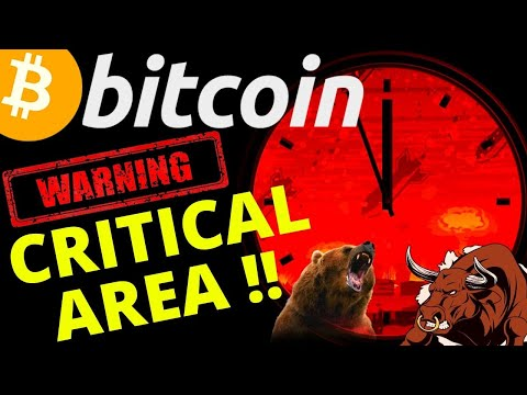 👀 BITCOIN IN A CRITICAL AREA!!!! 👀bitcoin Litecoin Price Prediction, Analysis, News, Trading