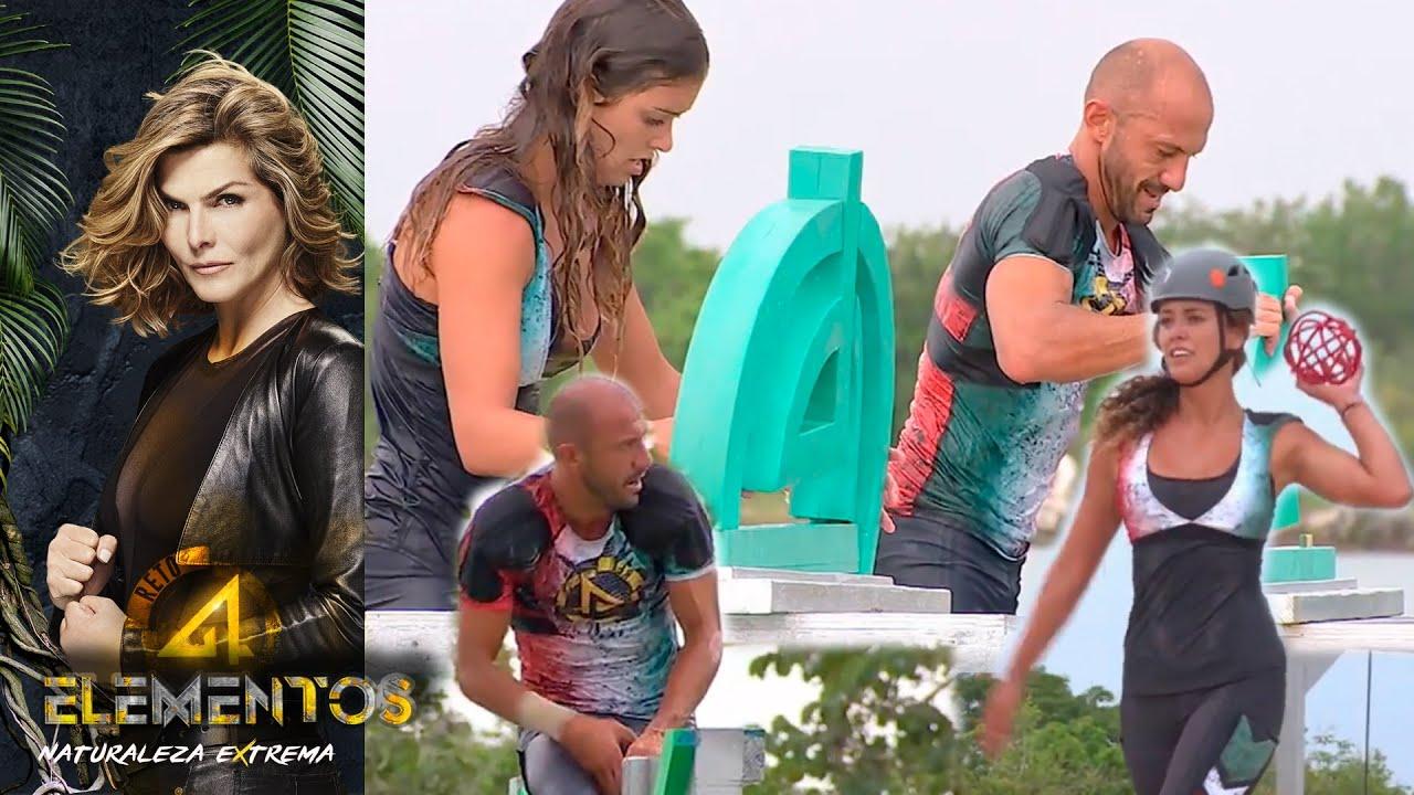 Mónica y Rasta luchan para convertirse en el maestro de los 4 Elementos | GRAN FINAL - Episodio 37