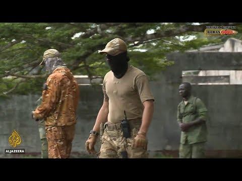 Российские военные инструкторы