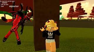 Monster Meg y Dia - ROBLOX :V