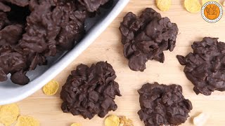 How to Make Easy Chocolate Crunchies | Mortar and Pastry