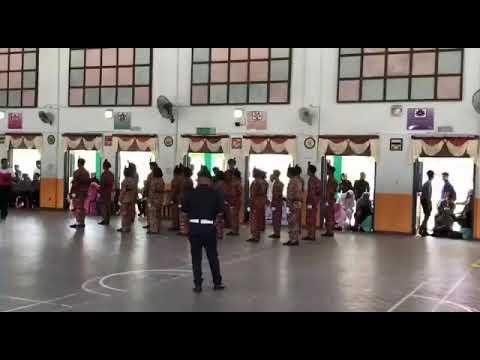 Kawad Kaki Kadet Bomba Semuhsin 2018
