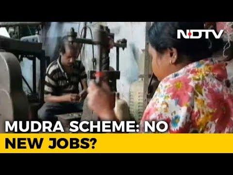 Mudra Yojana Helps to Start Business But Fails To Create Jobs