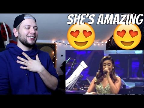 Morissette Amon sings My Heart Will Go On  | Reaction
