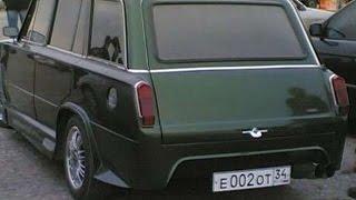 видео Тюнинг автомобилей ВАЗ. Особенности и виды тюнинга