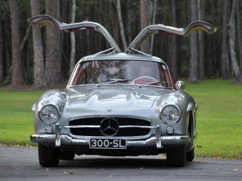 1955 Mercedes Benz 300SL Gullwing