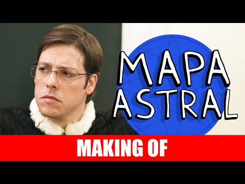 Mapa Astral – Making Of