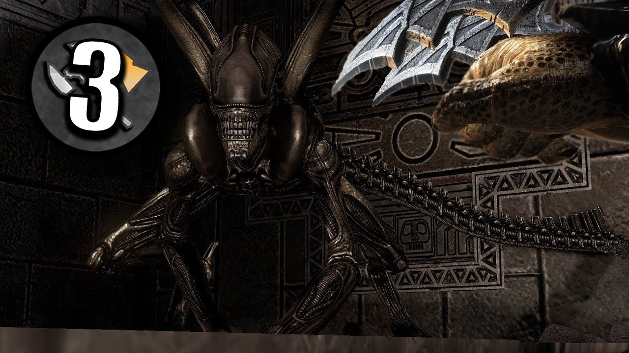 """AVP 2010 GAME"" Multiplayer with Subscribers   Alien Vs Predator TDM"