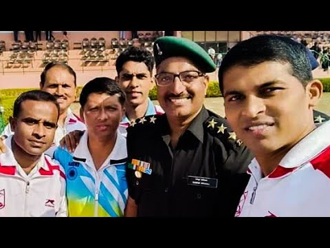 Captain Amrish Kumar Soon Comes @total Sports Channel Subscribe To Watch Him