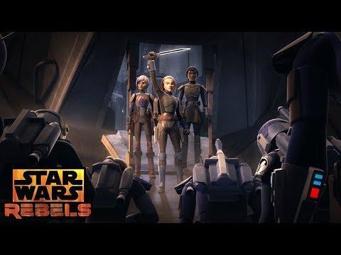 Heroes of Mandalore: A New Leader | Star Wars Rebels | Disney XD