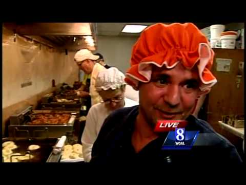 Churches cook fastnachts for Fat Tuesday