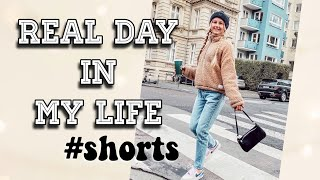 REAL DAY IN MY LIFE #SHORTS | MaVie
