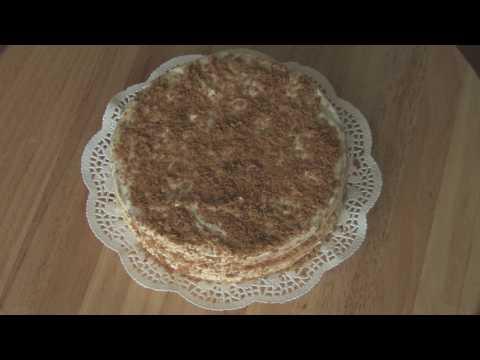 торт наполеон рецепт Cooking Russian food