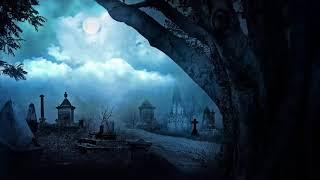 Sonidos en un Cementerio de noche