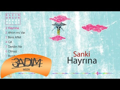 Elçin Orçun - Hayrına ( Official Lyric Video )