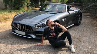 MY NEW RIDE - THE £145,000 MERCEDES AMG GTC