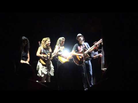 Quiet Jason Mraz And Raining Jane - Royal Albert Hall September 2014