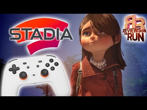 Google Stadia Review! - Electric Playground