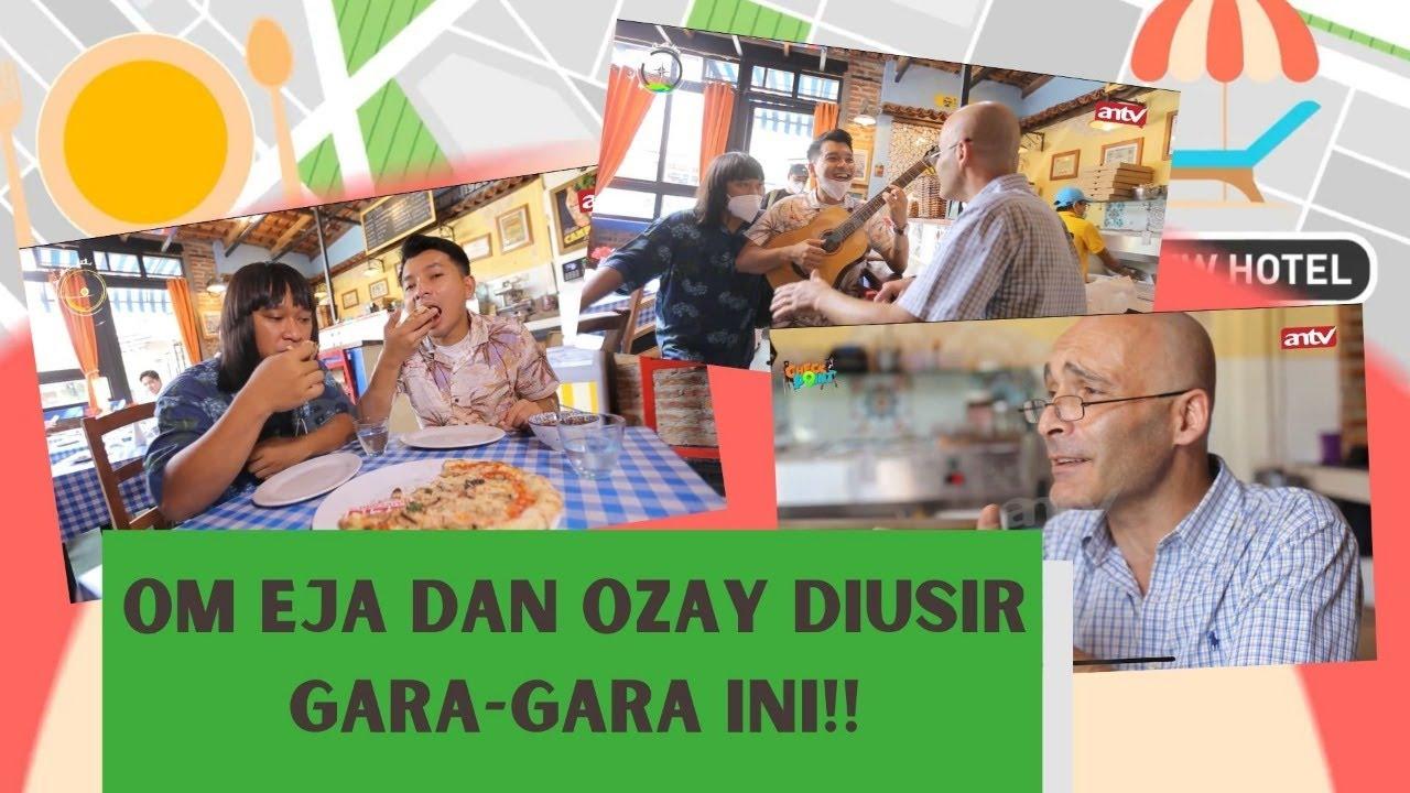 Bang Eja Nyanyi Lagu Itali, Om Ozay Kebingungan! | Check Point | 16/06/2021