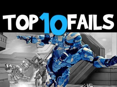 HALO 4 – TOP 10 FAILS EPISODE #2