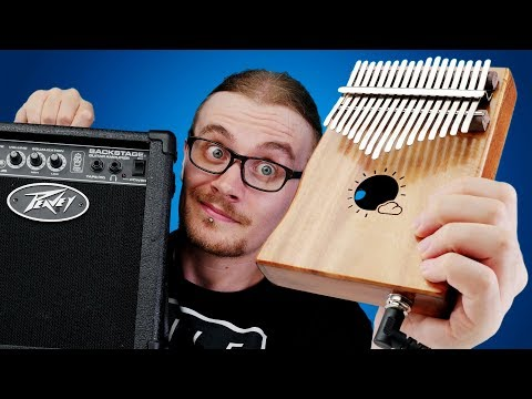 Electric Kalimba | LOOTd Unboxing