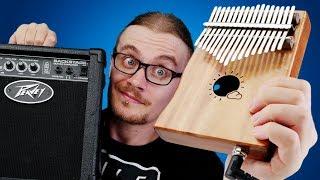 Electric Kalimba | LOOTd Unboxing
