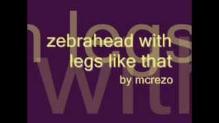Watch Wwe With Legs Like That Zebrahead video