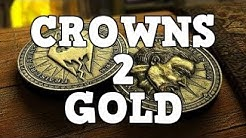 How to SELL CROWNS for GOLD in ESO